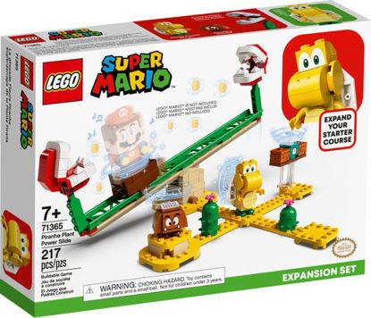 Image de LEGO Super Mario La balance de la Plante Piranha 71365