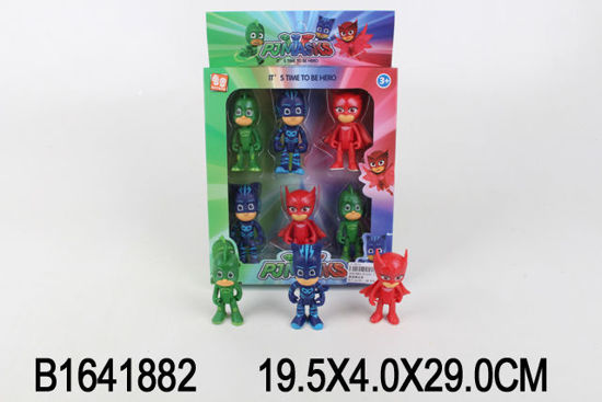 Image de PJ Mask Play set 1641882