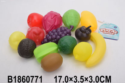 Image de FRUITS SET