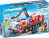 Image de Play mobil pompiers avec véhicule  aéroportuaire 5337