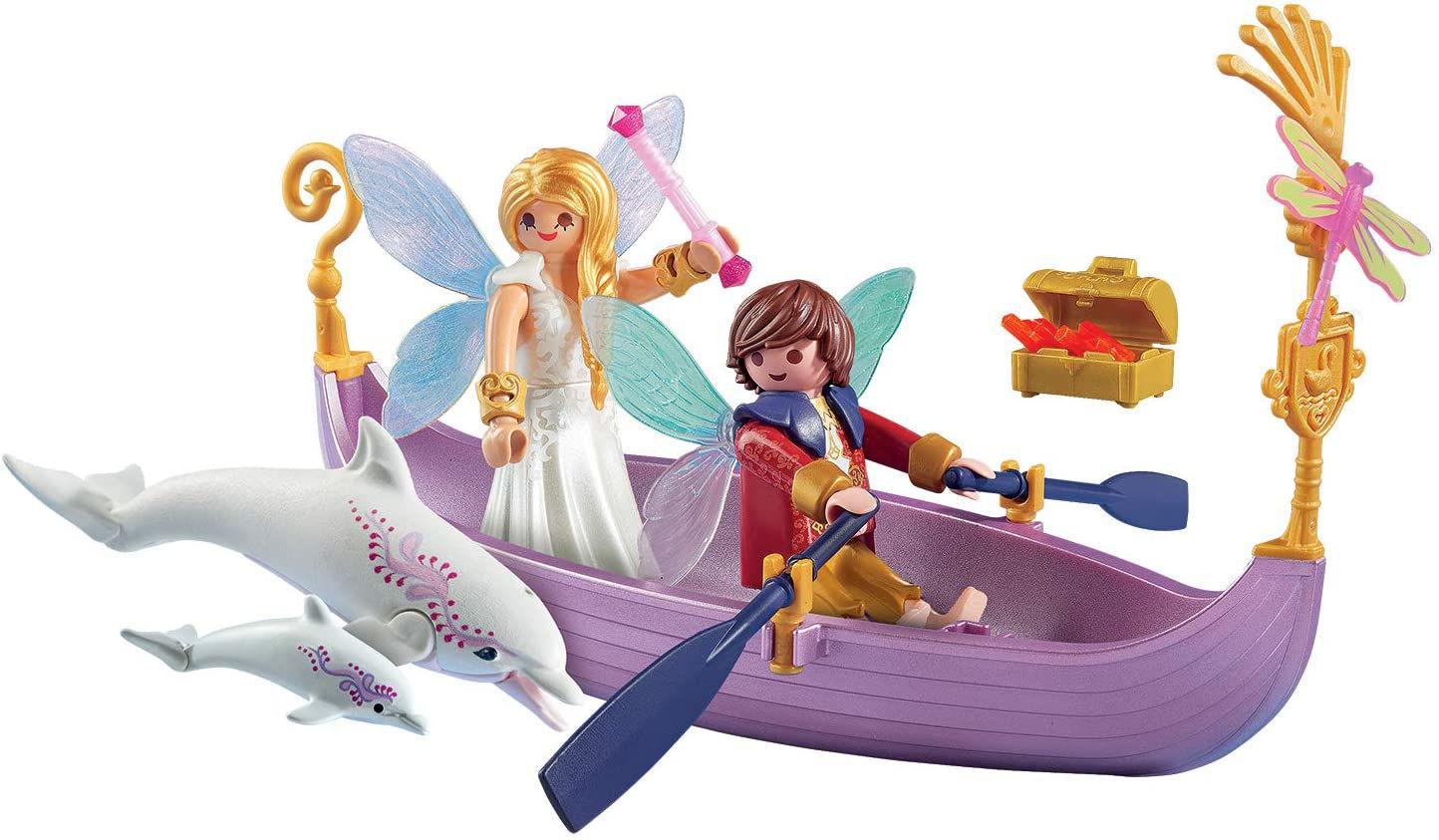 Image de Playmobil Bateau de fée romantique 70000