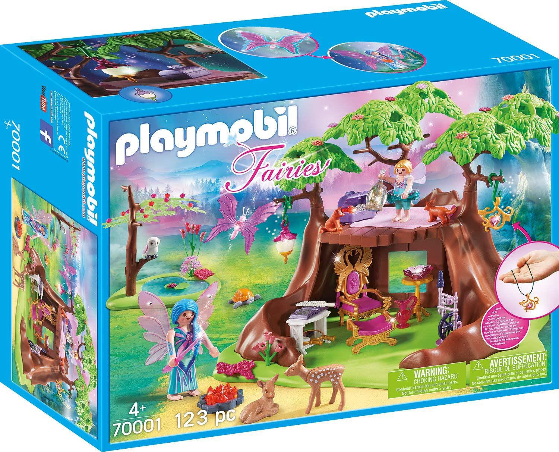 Image de Play mobil Maisonnette forestière des fées 70001