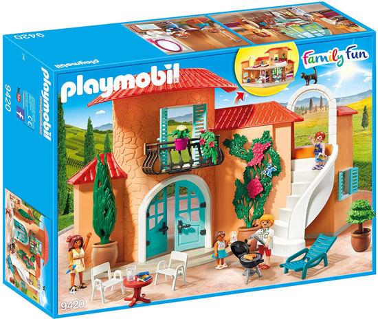Image de PLAYMOBIL villa de vacances