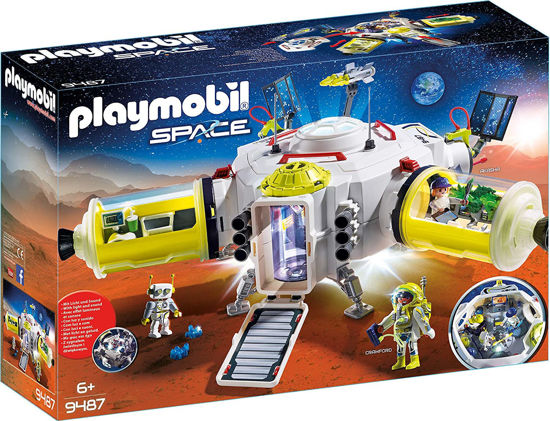 Image de PLAYMOBIL station spatial mars