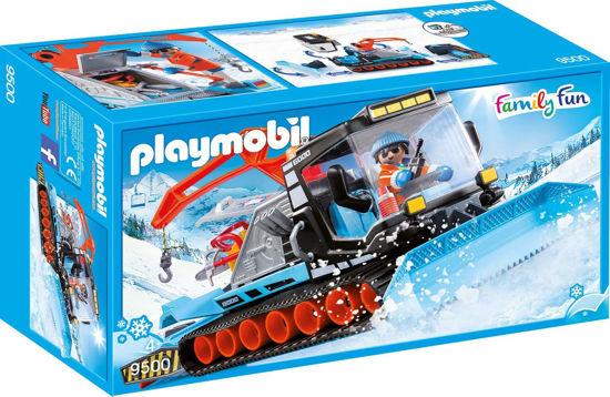 Image de PLAYMOBIL agent avec chasse-neige