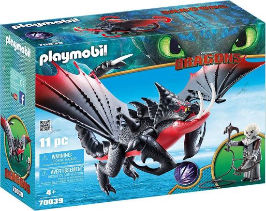 Image de Playmobil - Agrippemort et Grimmel - 70039
