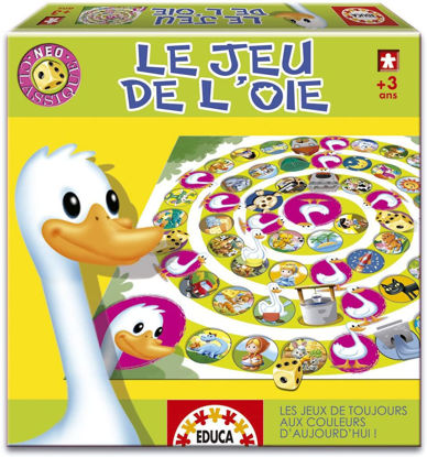 Image de LE JEU DE L'OIE 14567