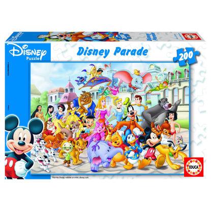 Image de EDUCA puzzle 200 disney parade ref 13289