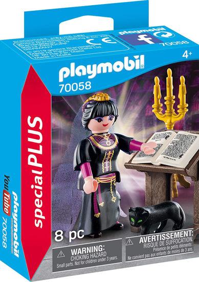 Image de Playmobil Magicienne et Grimoire 70058