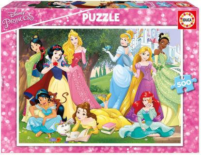 Image de PUZZLE 500PCS DISNEY PRINCESSE 17723