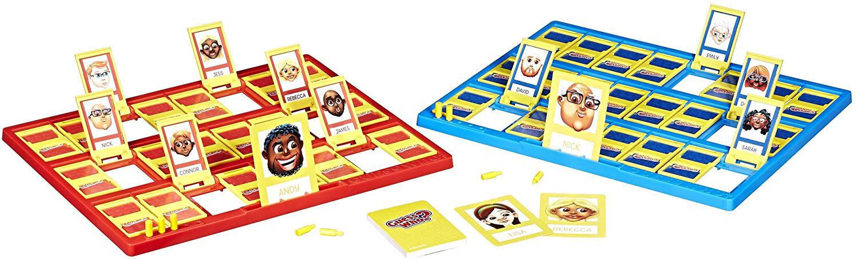 Image de Hasbro C2124 Guess Who Game