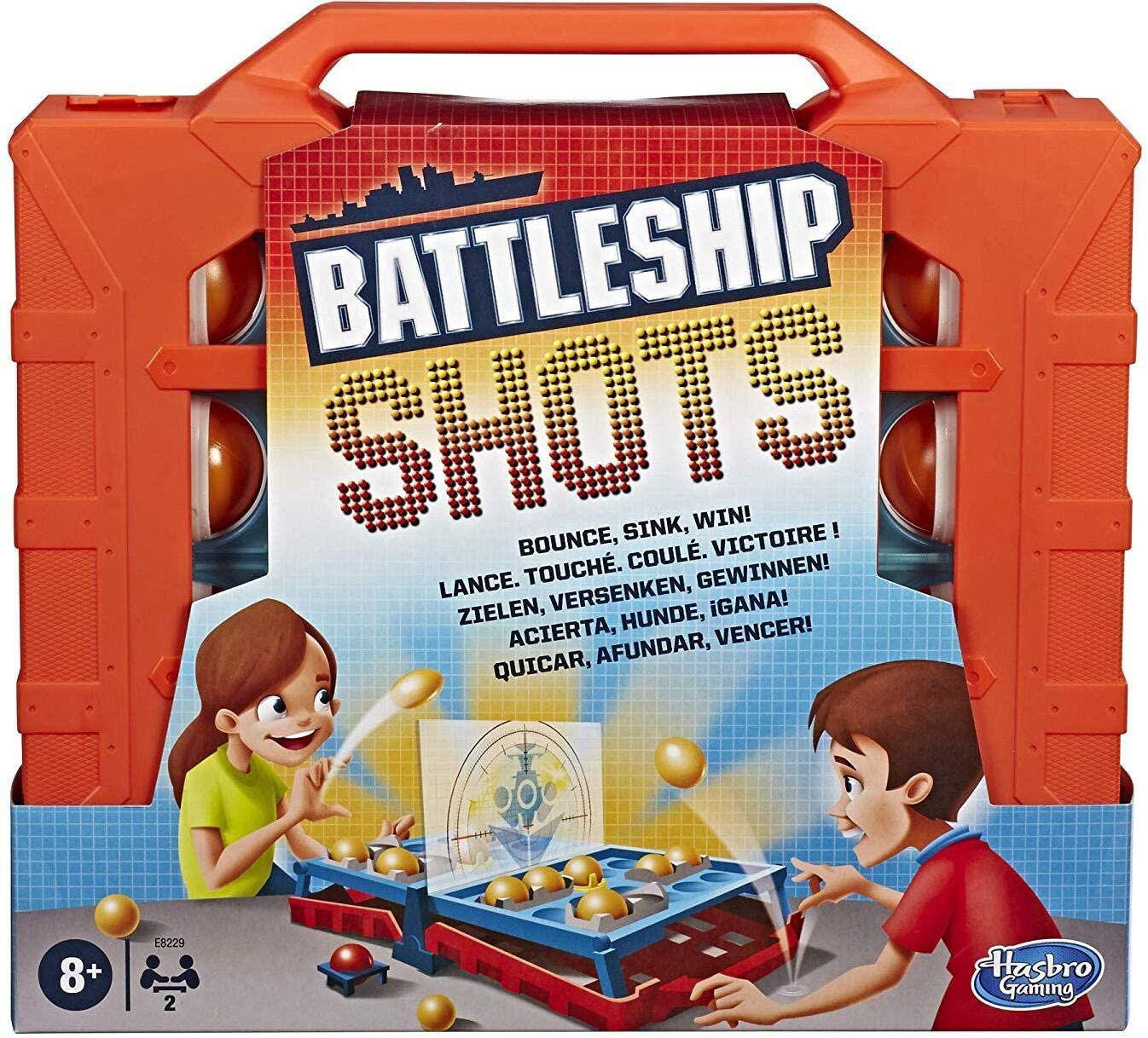 Image de Hasbro  Battleship Shots E8229