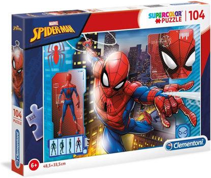 Image de Clementoni Spider-Man-104 pièces- 27118