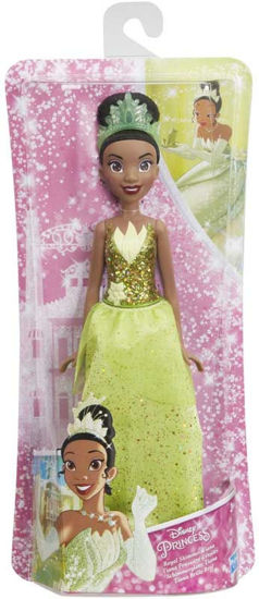 Image de HASBRO D.princess fashion doll asst e4021