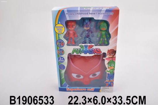 Image de PJMASKS PLAY SET1906533