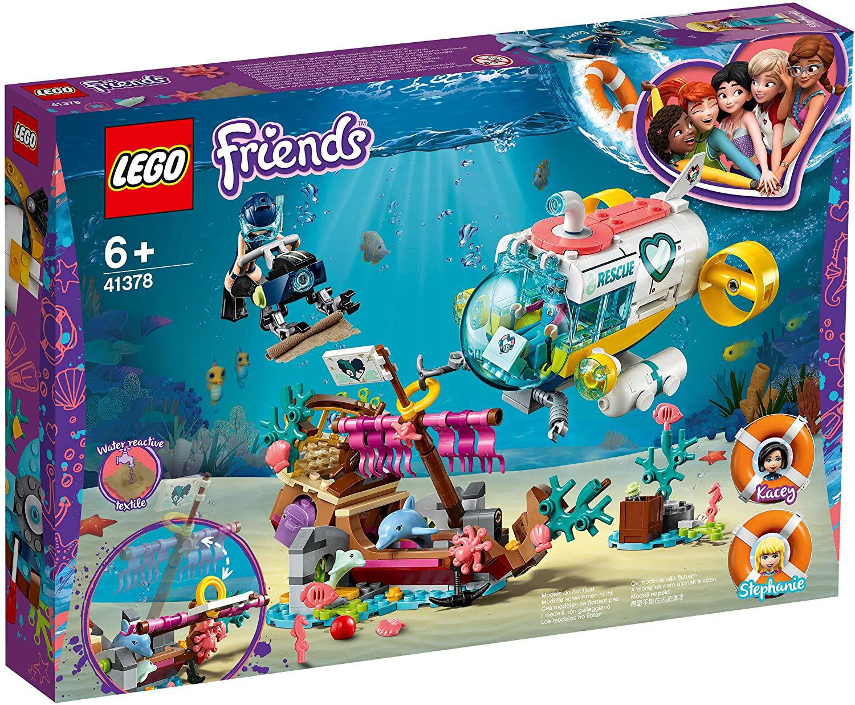 Image de LEGO Friends La mission de sauvetage des dauphins 41378