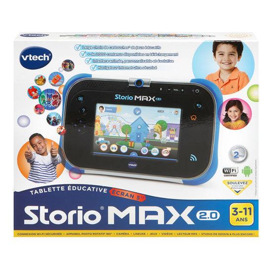 Image de VTECH Tablette STORIO MAX 2.0 5'' bleue