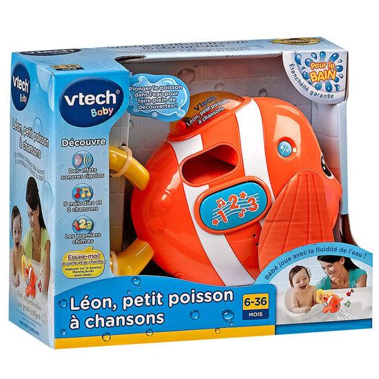 Image de VTECH Léon, petit poisson à chansons