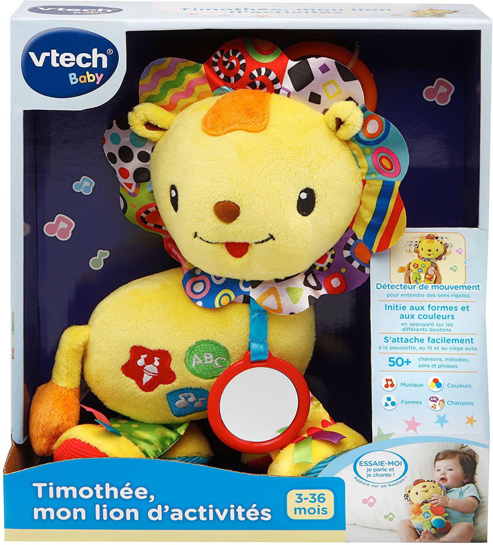 Image de Vtech Timothée Mon Lion D'activité  186005