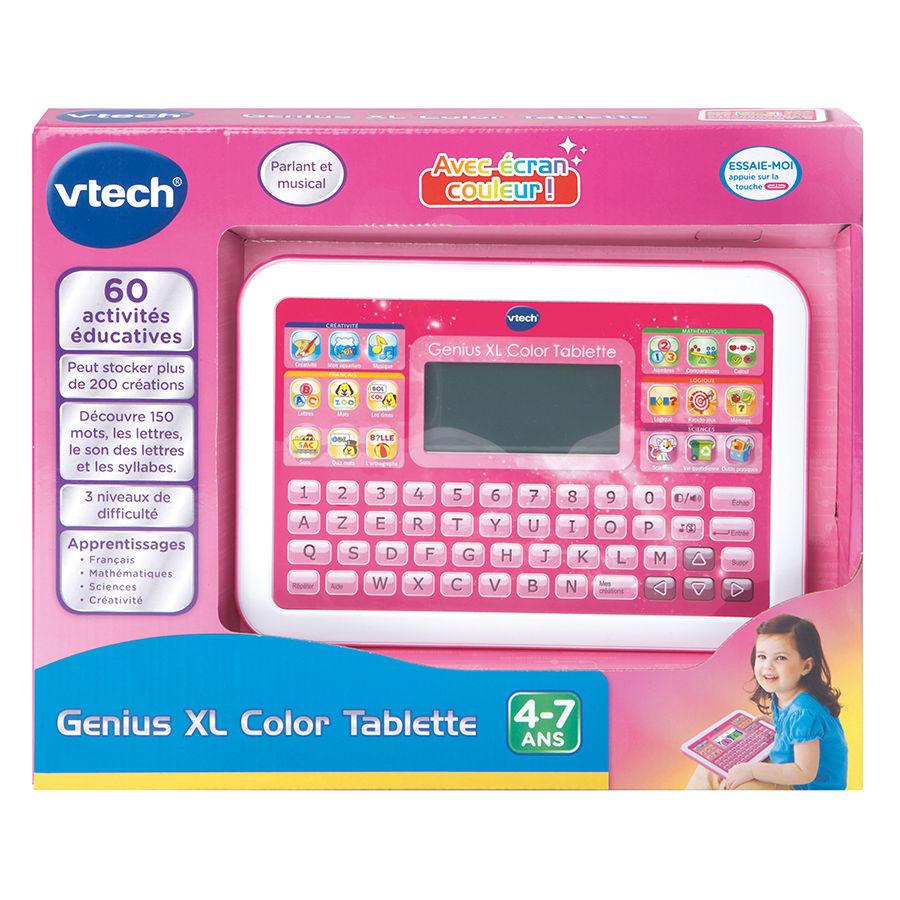 Image de VTECH genius XL color tablette rose