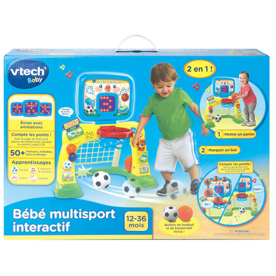 Image de VTECH bebe multisport interactif