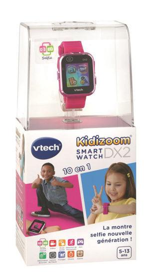 Image de VTech  Kidizoom Smart Watch Connect DX2 – Rose 193835