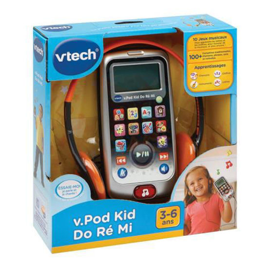 Image de VTech V.pod Kid do, ré, mi 196205