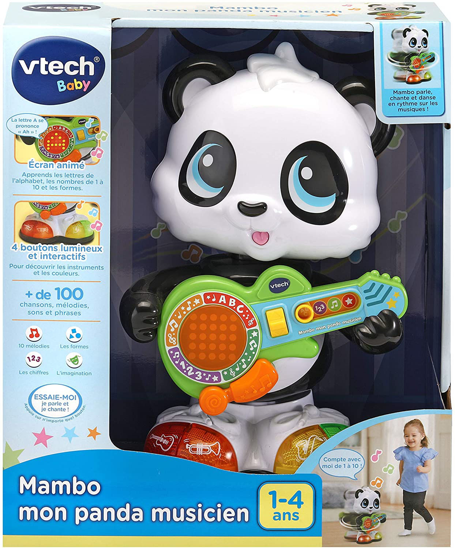 Image de VTech Mambo, Mon Panda Musicien Animal musical VT608205