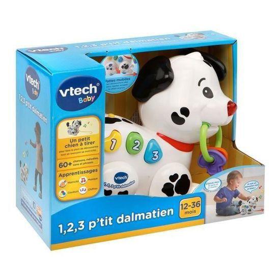 Image de VTECH 1, 2, 3 p'tit dalmatien