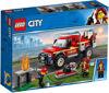 Image de LEGO City Le camion du chef des pompiers 60231