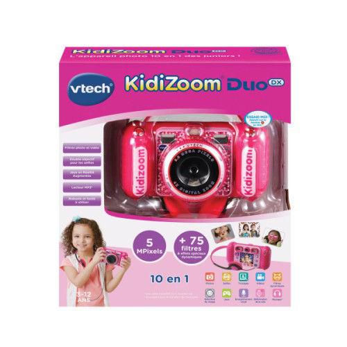 Image de VTECH Kidizoom Duo DX Rose