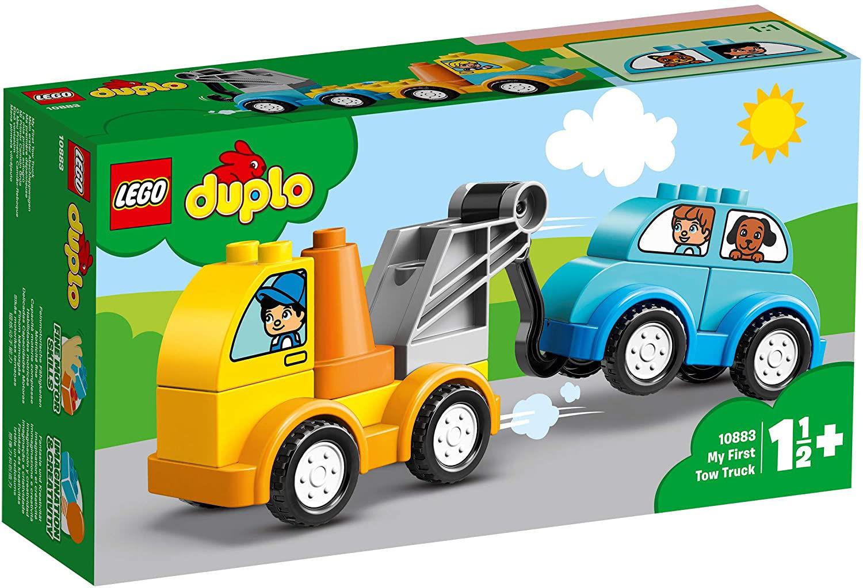 Image de LEGO DUPLO Ma première dépanneuse 10883