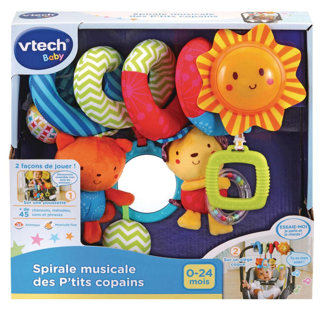 Image de VTECH Spirale musicale des P'tits Copains