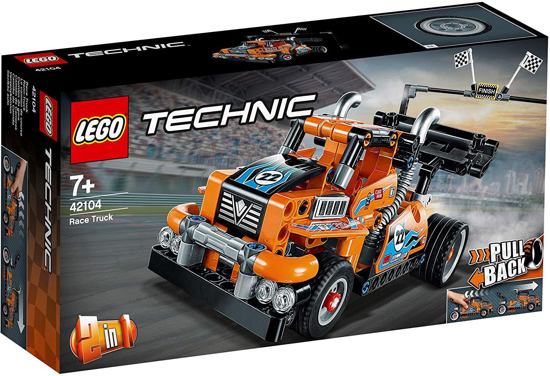 Image de LEGO Technic Le camion de course42104