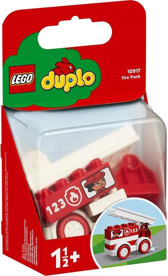 Image de LEGO DUPLO Le camion de pompiers 10917