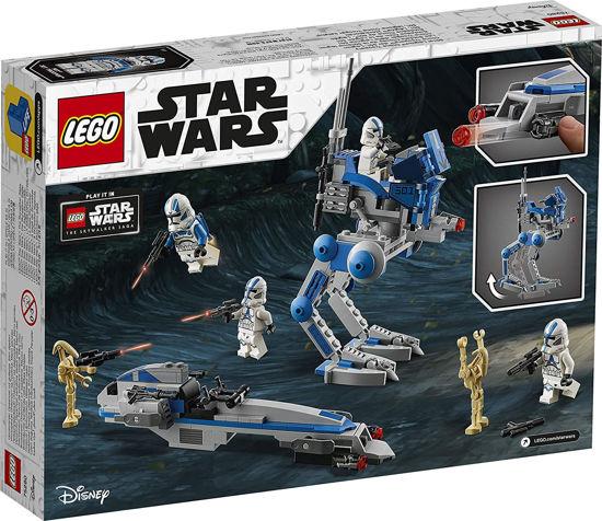 Image de LEGO Star Wars Set de jeu Les Clone troopers 75280