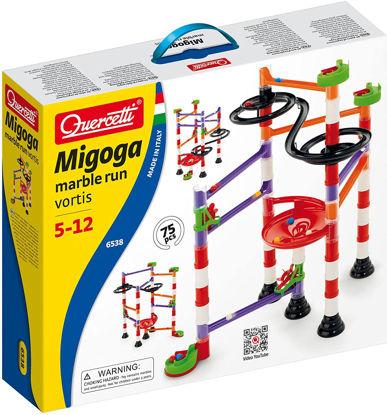 Image de MIGOGA MARBLE RUN VORTIS 80PCS 6538