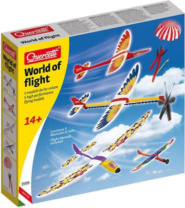 Image de Quercetti  World of Flight 3599