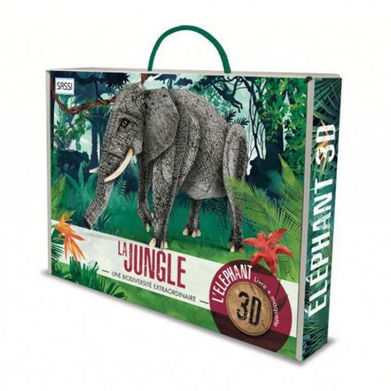 Image de LA JUNGLE  L'éléphant
