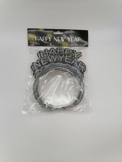 Image de serre tête happy new year