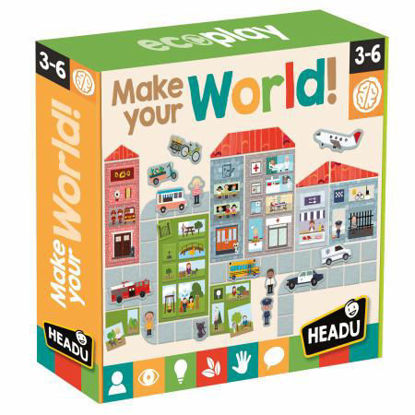 Image de HEADU Make your world ! MU24773