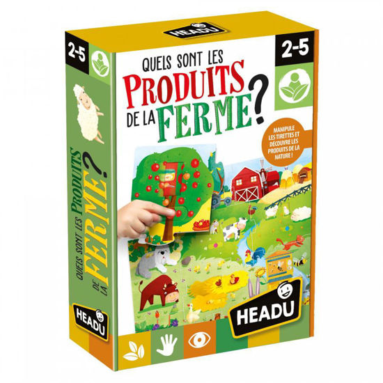 Image de HEADU Quels sont les produits de la ferme FR22809