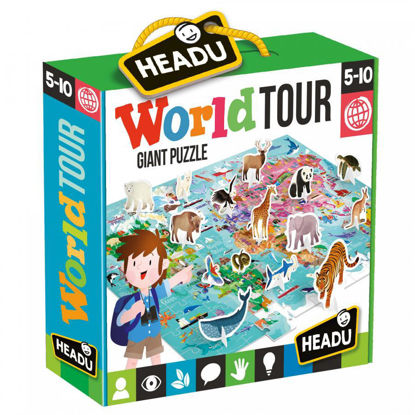 Image de HEADU WORLD TOUR MU26258