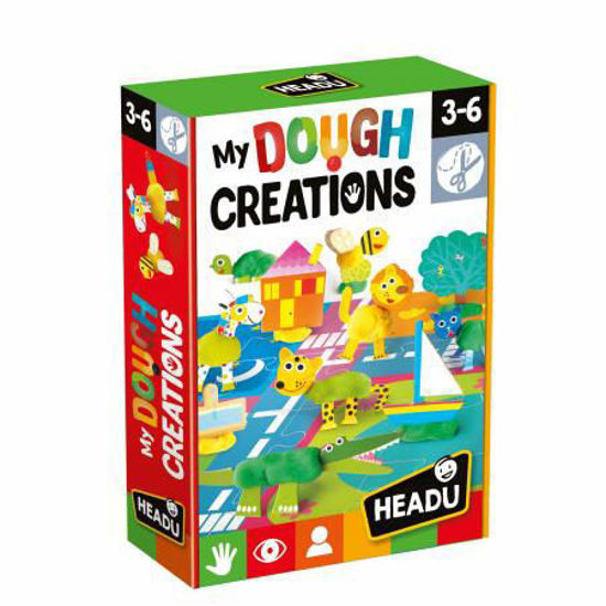 Image de HEADU MY DOUGH CREATIONS IT21260
