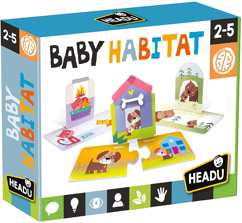 Image de Headu, Baby Habitat Mixte 24735