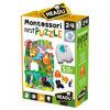 Image de MONTESSORI FIRST PUZZLE THE JUNGLE IT22380