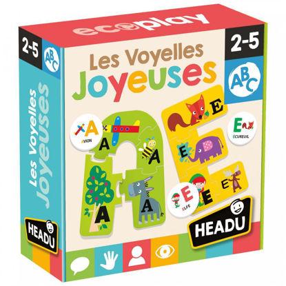 Image de Les Voyelles Joyeuses FR26135