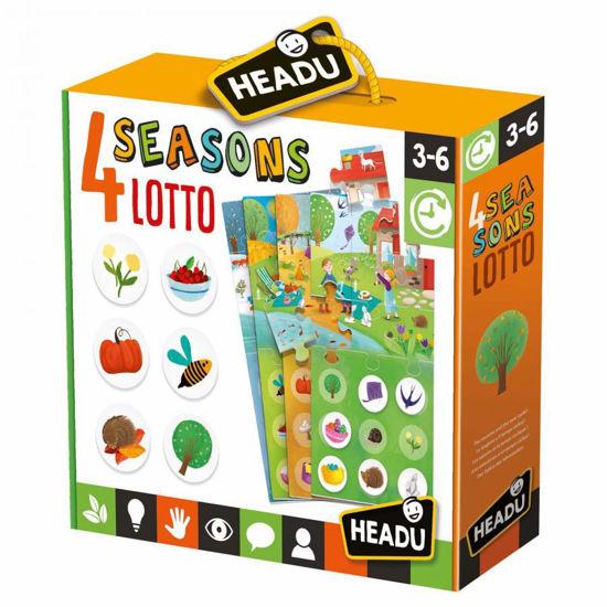 Image de Headu 4 Seasons Lotto 24155
