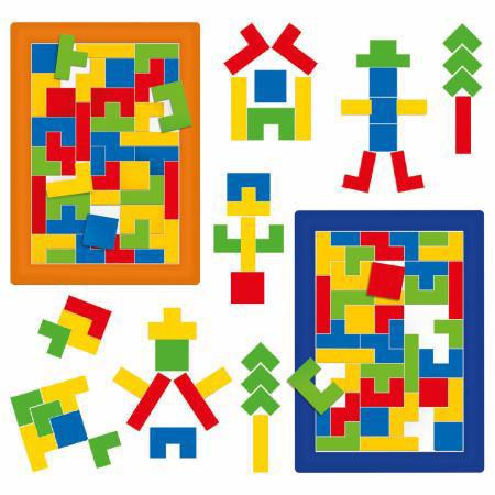 Image de Headu Visual Puzzle 20812