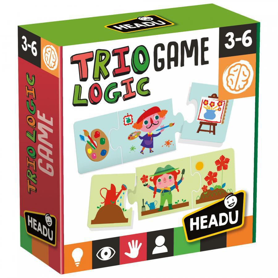 Image de TRIO LOGIC GAME IT20782